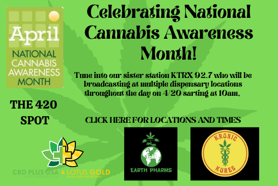 Celebrating National Cannabis Awareness Month